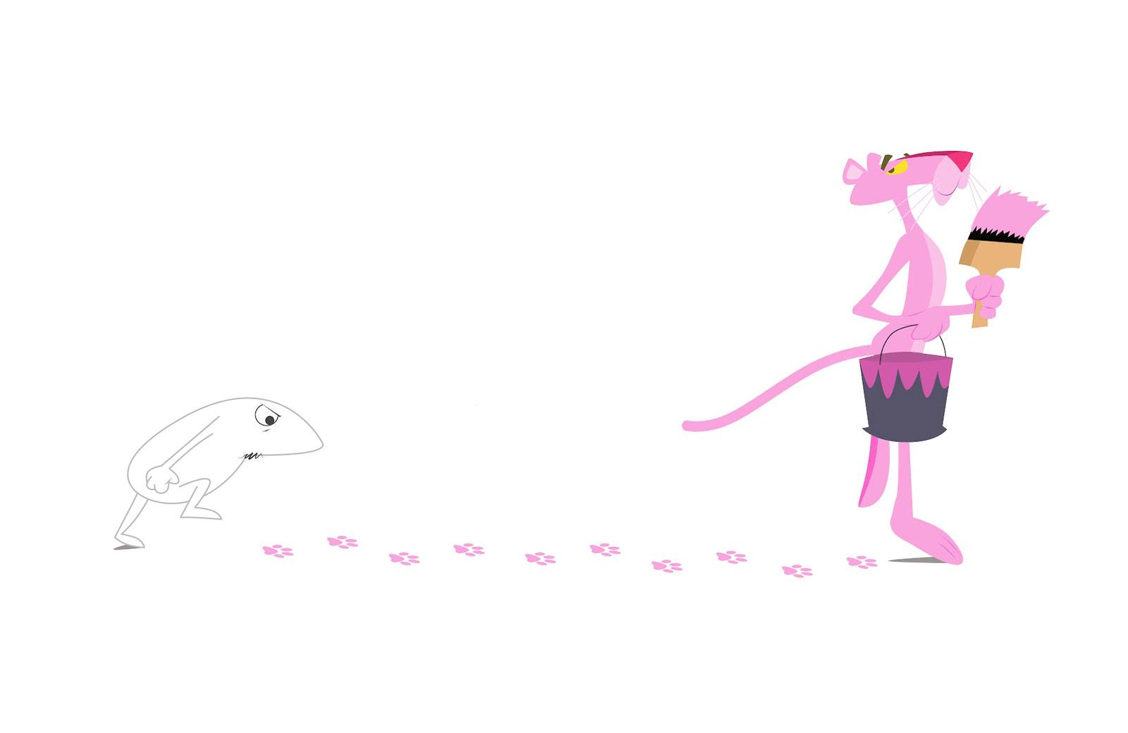 50 рокiв рожевiй пантерi