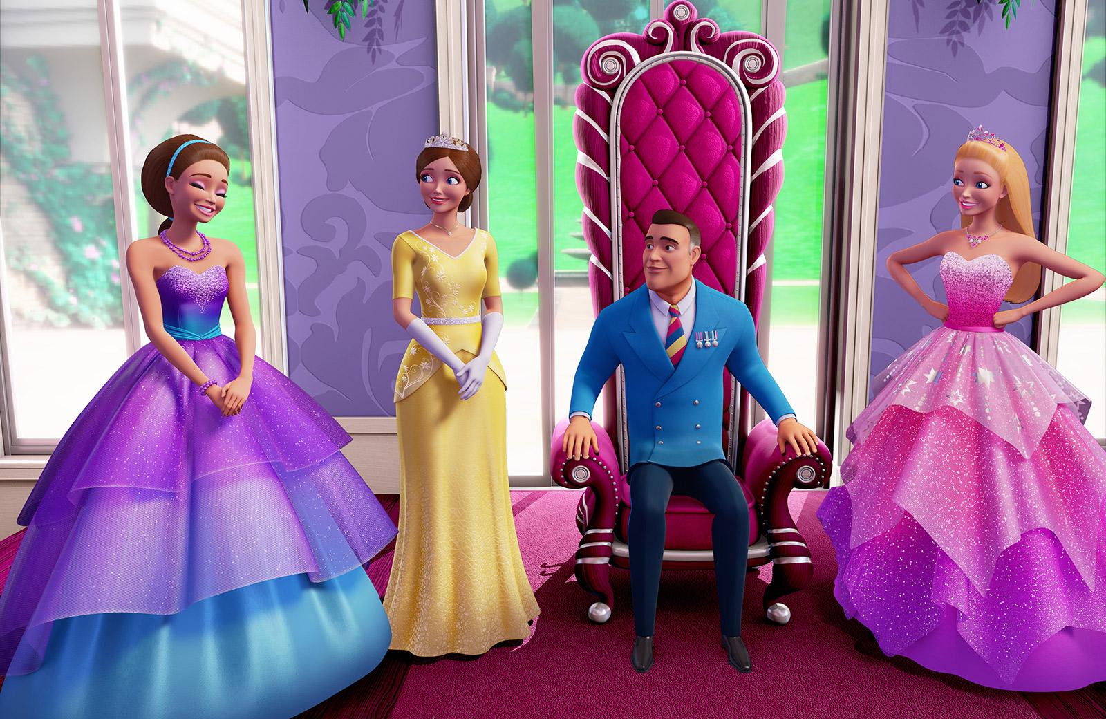Barbie суперпринцеса