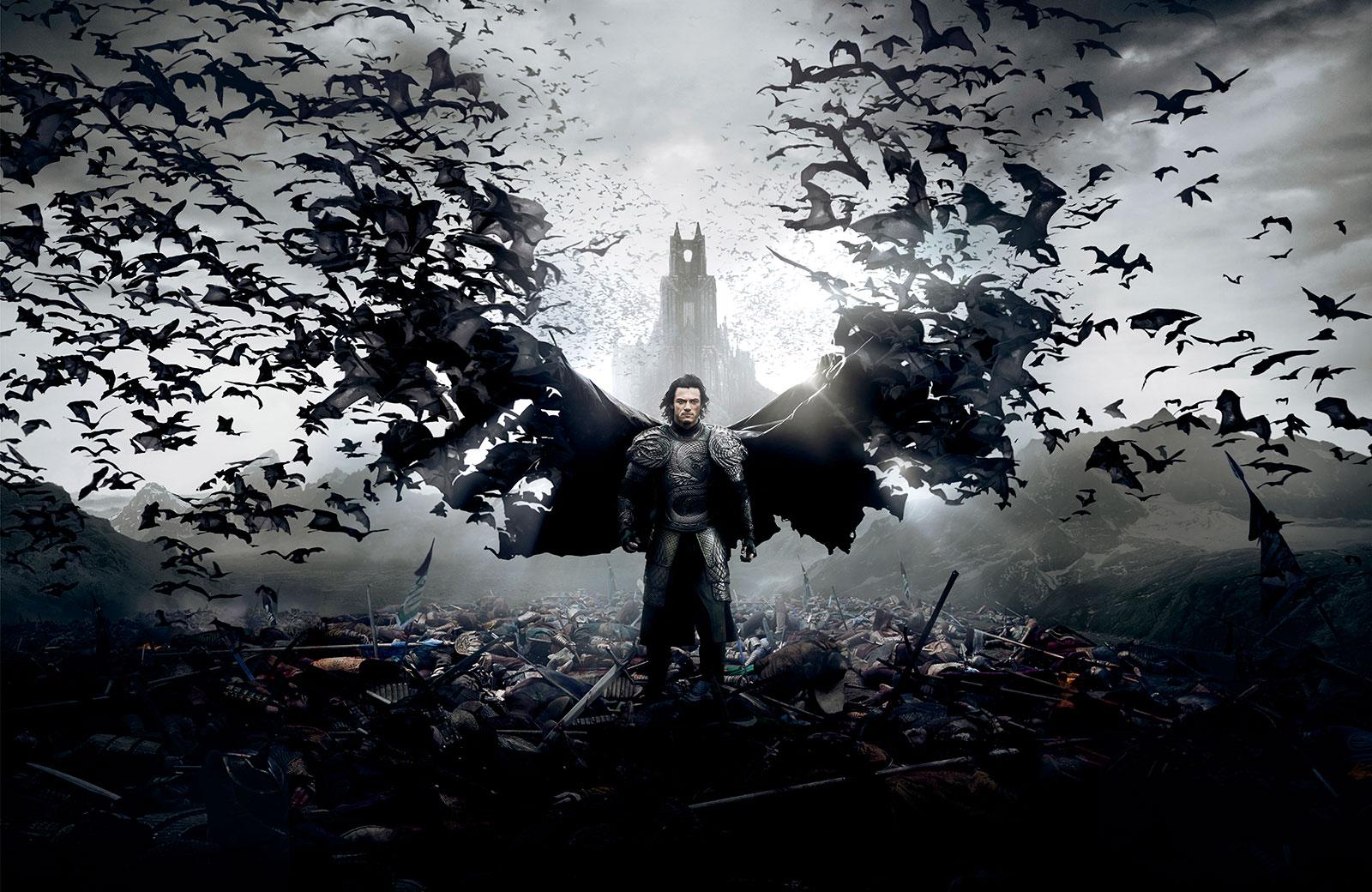 Дракула. Невідома історія 2014