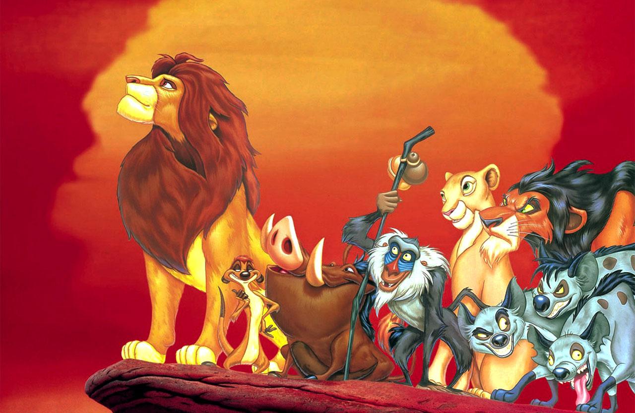 картинки король лев смотреть онлайн бесплатно