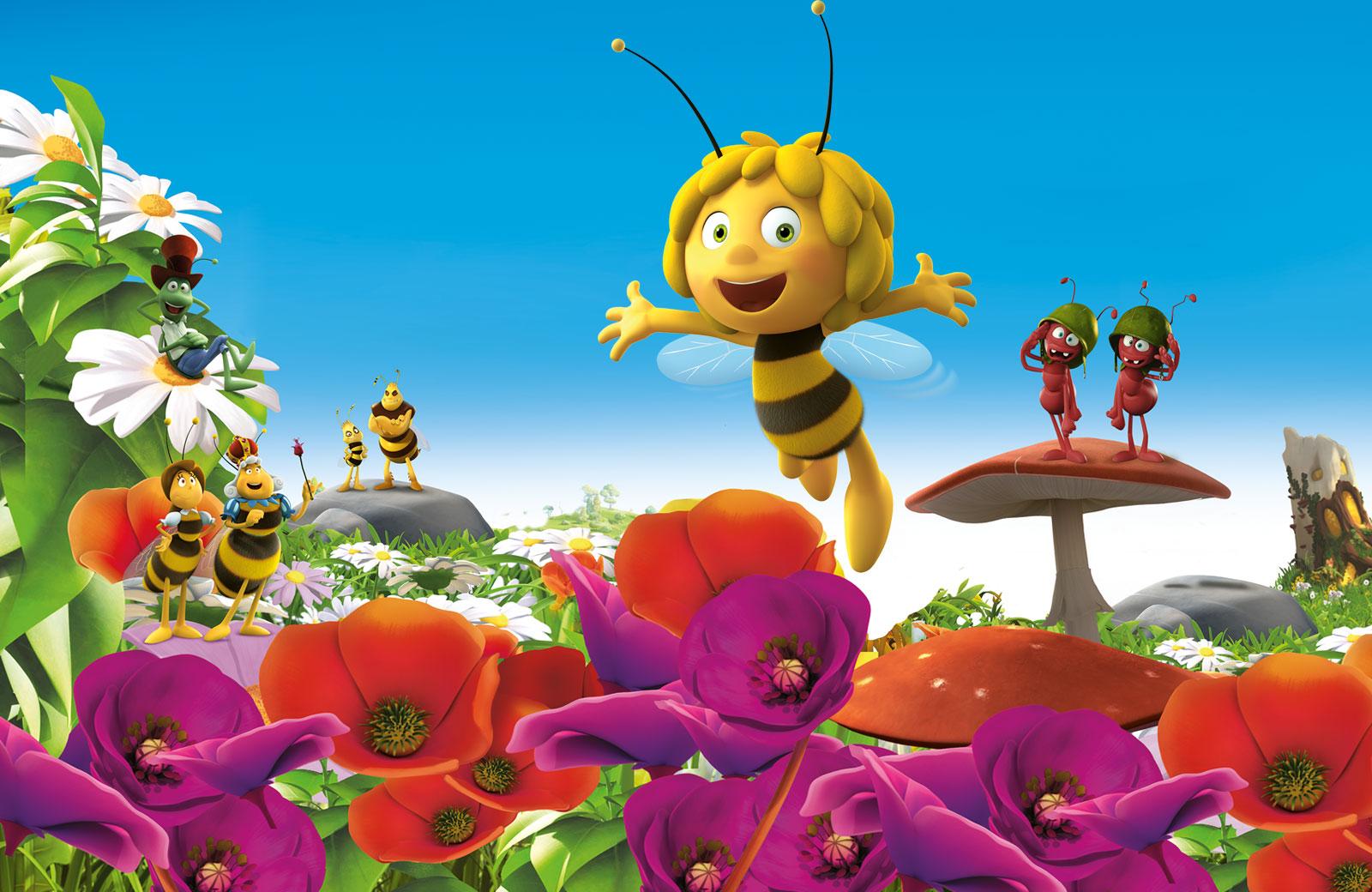 новые приключения пчелки майи песня текст