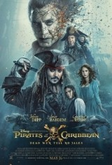 Pirates of the Caribbean: Dead Men Tell No Tales (мовою оригіналу)