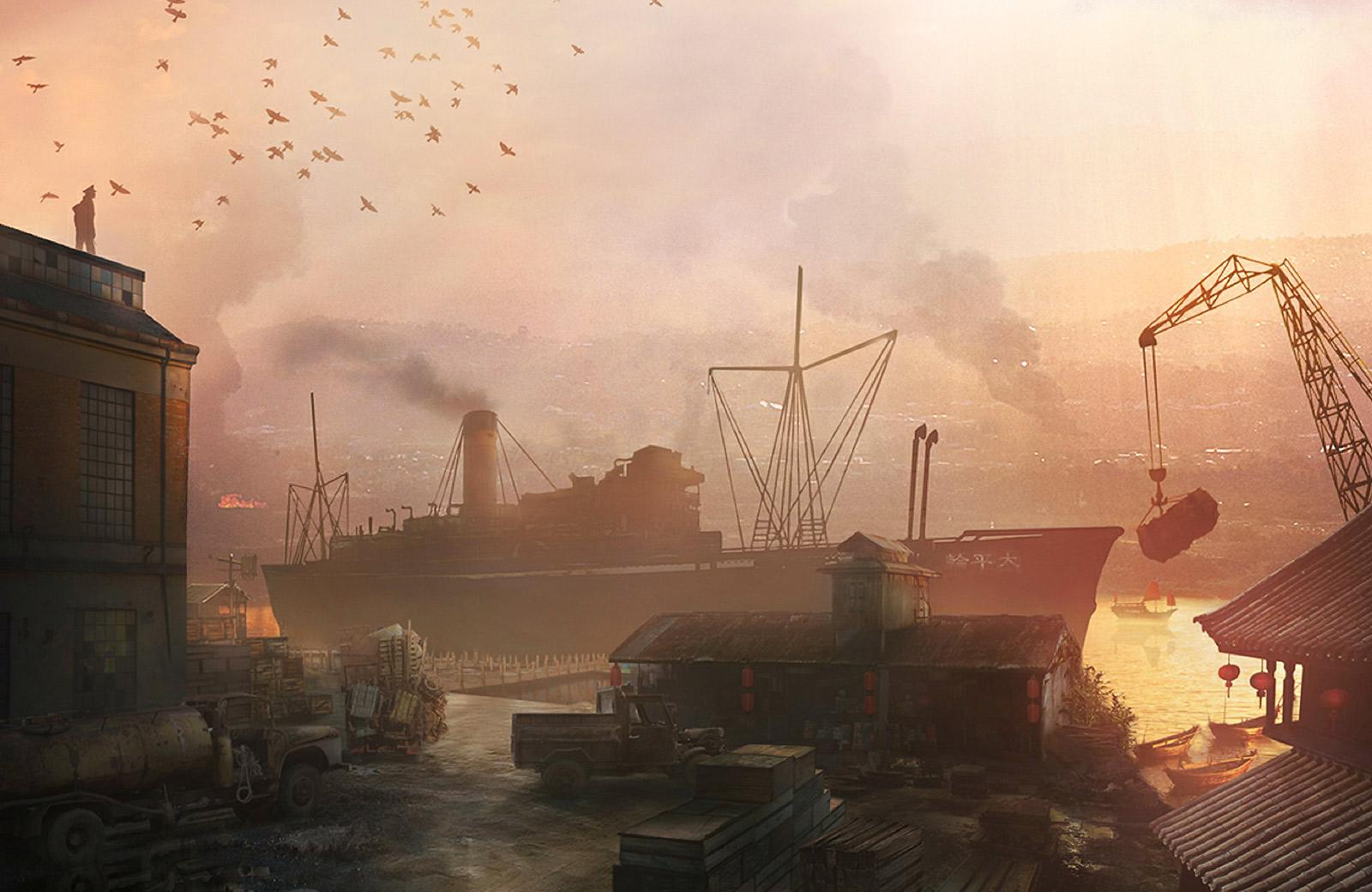 В прокат выходит «Переправа» — первая часть китайского «Титаника»