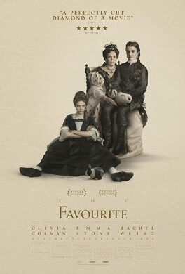 Фаворитка / The Favourite. Оскар Фест - 2019