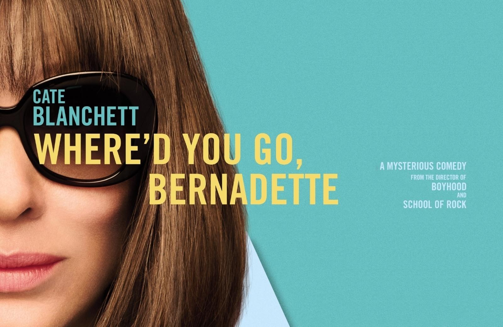 Whered You Go Bernadette Epub