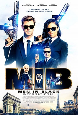 Men in Black: International (на языке оригинала)