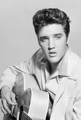 Untitled Elvis Presley Project (2021)