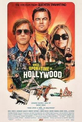 Once Upon a Time... in Hollywood (на языке оригинала)