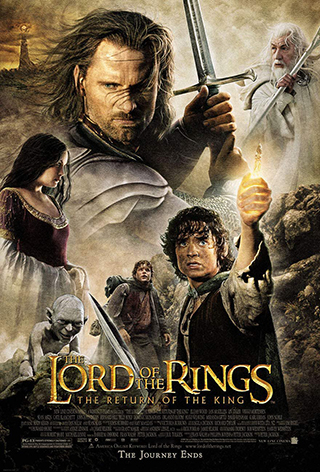 The Lord of the Rings: The Return of the King (мовою оригіналу)