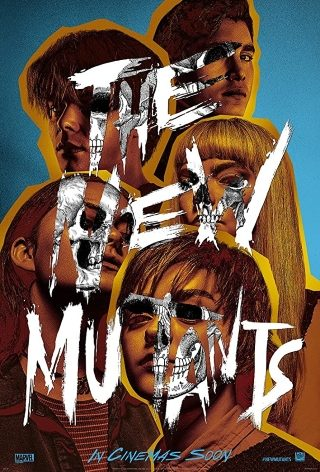 The New Mutants (на языке оригинала)