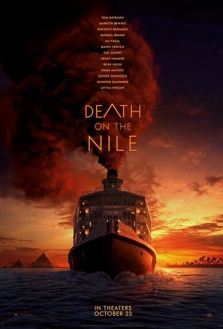 Death on the Nile (на языке оригинала)