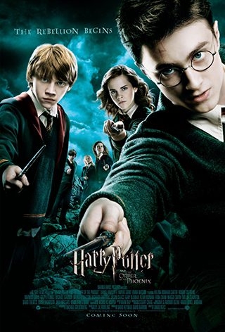Harry Potter and the Order of the Phoenix (мовою оригіналу)