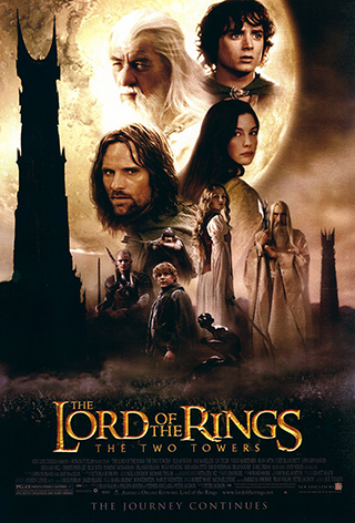 The Lord of the Rings: The Two Towers (мовою оригіналу)